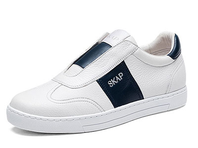 SKAP圣伽步拼接青年板鞋男
