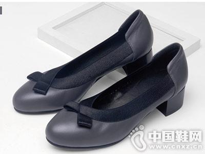 酷斯沃2018新款韩版职业上班鞋