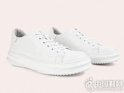 GXG男鞋2018板鞋男潮鞋厚底增高休闲鞋