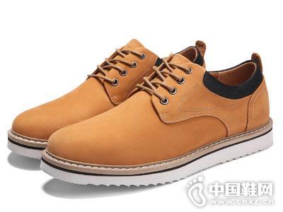 公牛巨人2018工装鞋男鞋