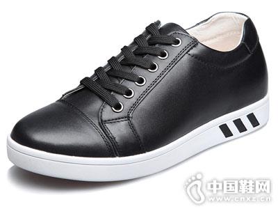 田宇增高鞋2018新款休闲鞋