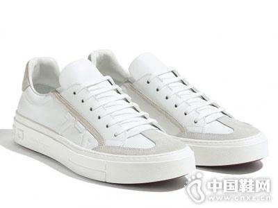 菲拉格慕男鞋2018新款板鞋