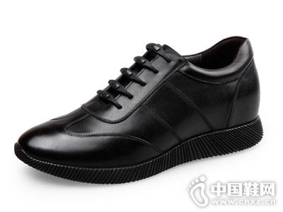 高哥男增高鞋2018新款皮鞋