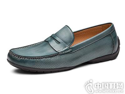 SKAP圣伽步2018新款男鞋乐福鞋