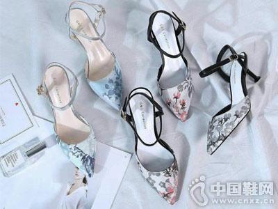 印心鸟女鞋2018新款时装鞋
