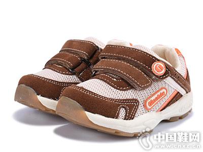 基诺浦童鞋2018新款休闲鞋