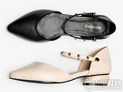 波尔帝奇女鞋2018新款产品
