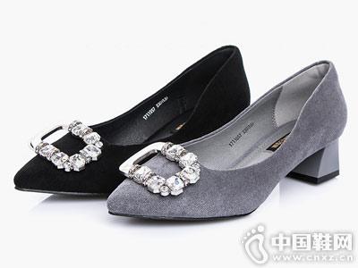 皇妹女鞋2018新款产品