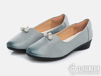皇妹女鞋2018新款平底鞋