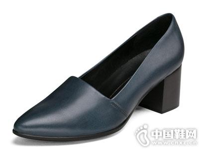 ECCO爱步新款女士高跟鞋