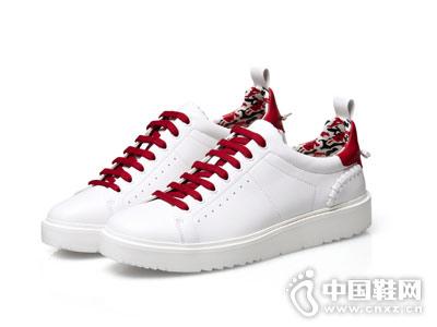 哥弟GIRDEAR女鞋小白鞋