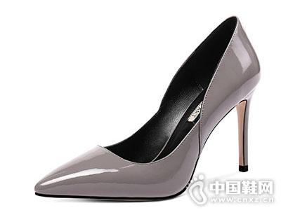 妙龄妙品女鞋2018秋季新单鞋