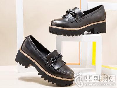 MeiRie'S美丽佳人厚底鞋
