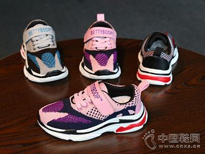 贝蒂儿童运动鞋2018童鞋跑鞋