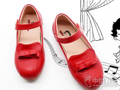 秋季新款皮鞋公主鞋贝蒂蝴蝶结单鞋