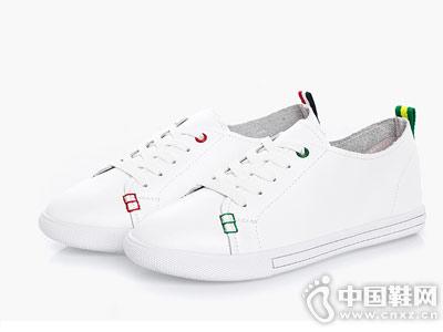 皇妹2018小白鞋百搭学生板鞋