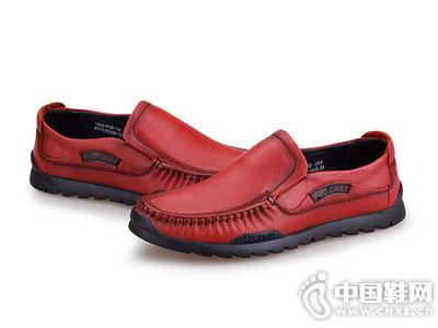 保罗盖帝懒人鞋父亲皮鞋