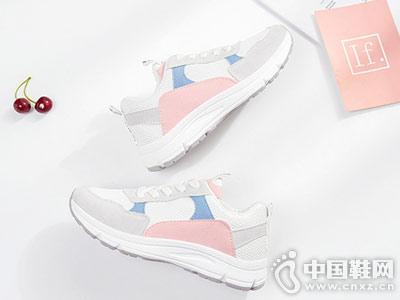 运动鞋莎诗特新款网红女老爹鞋