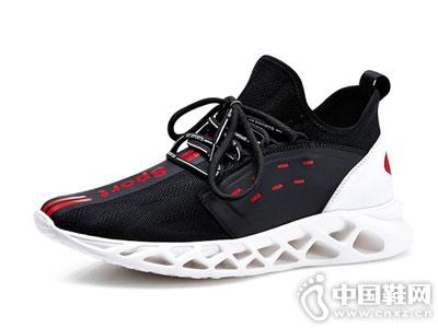 吉普森男鞋秋季新款运动休闲鞋
