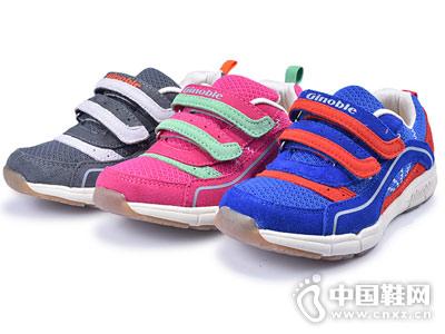 2018新款童运动鞋基诺浦机能鞋