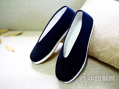 步瀛斋手工老北京布鞋