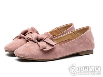 红蜻蜓2018秋季新品休闲平底鞋