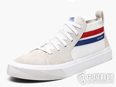 Skechers斯凯奇女鞋新款透气时尚板鞋