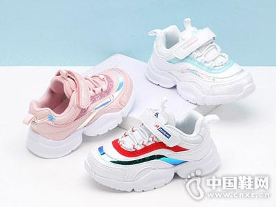 男童运动鞋潮流牧童新款老爹鞋