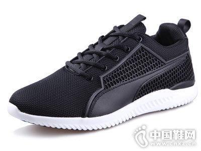 2018田宇增高鞋新款网面跑步鞋
