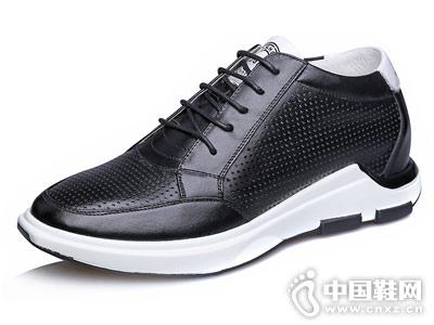 田宇增高鞋内增高6cm休闲跑步鞋