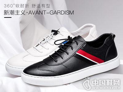Zero零度男鞋韩版新款时尚潮流板鞋