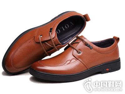 休闲鞋男秋季新款男鞋犀牛皮鞋
