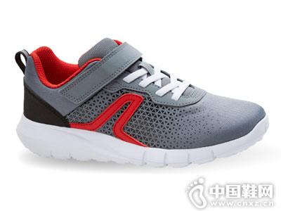 童鞋运动鞋秋季迪卡侬小白鞋