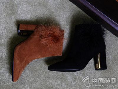 时尚踝靴丹比奴新款上线