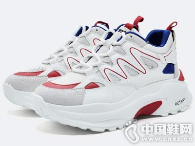 百搭韩版运动鞋女厚底漫步佳人松糕鞋