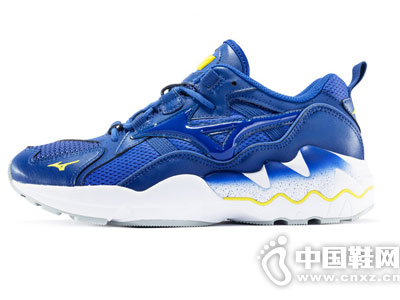复古致敬经典休闲鞋Mizuno慢跑鞋