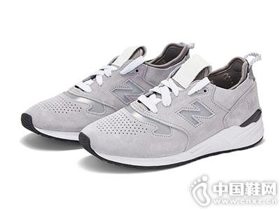 纽巴伦男鞋复古休闲运动鞋