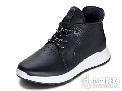 2018新款ECCO爱步运动休闲鞋