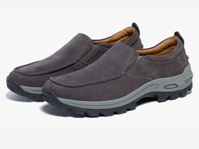 反绒皮鞋Cele策乐休闲鞋户外皮鞋