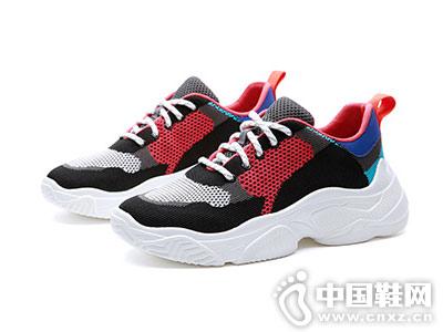 2018秋季时尚百搭透气jm快乐玛丽运动鞋