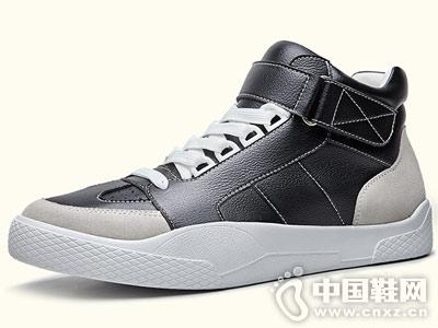 新款韩版板鞋男潮流百搭okko男鞋