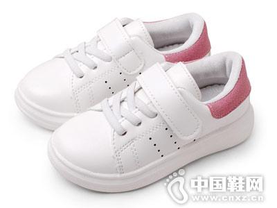 女童小白鞋2018新款潮韩版