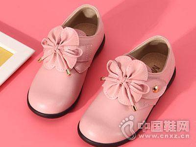 新款儿童皮鞋明璐童鞋女公主