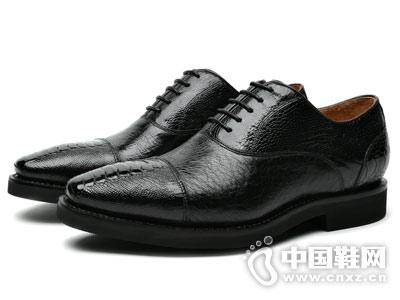 布洛克正装鞋PITANCO必登高手工定制皮鞋