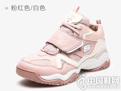 斯凯奇Dlites熊猫鞋 复古运动鞋