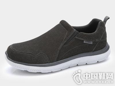 2018秋季骆驼潮流懒人休闲鞋
