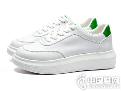 回力女鞋2018新款网红小白鞋