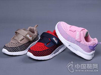 咔路比新款儿童运动鞋女韩版摇摇鞋