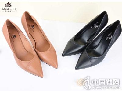 新款女鞋2018秋冬时装单鞋