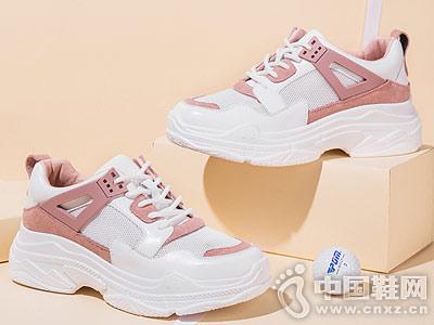 老爹鞋女韩版休闲运动鞋珂卡芙2018新款